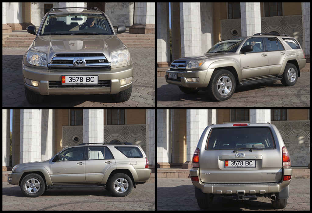 Car Rent in Bishkek