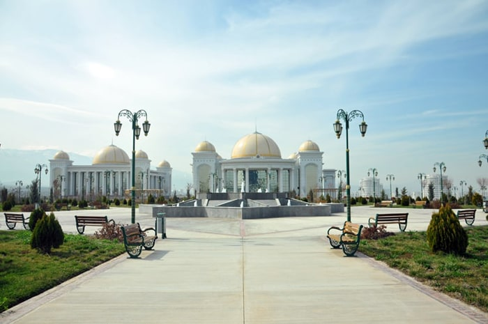 Day 1: Ashgabat Exploration Tour