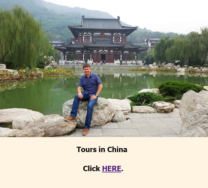 Tours in China
